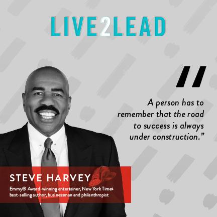Steve Harvey L2L